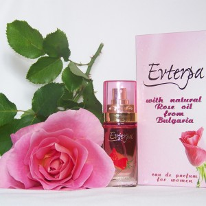 parfum Rose Evterpa