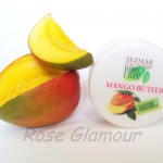 Beurre de mangue BIO, 100% naturel