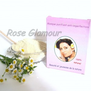 Masque purifiant anti-imperfections